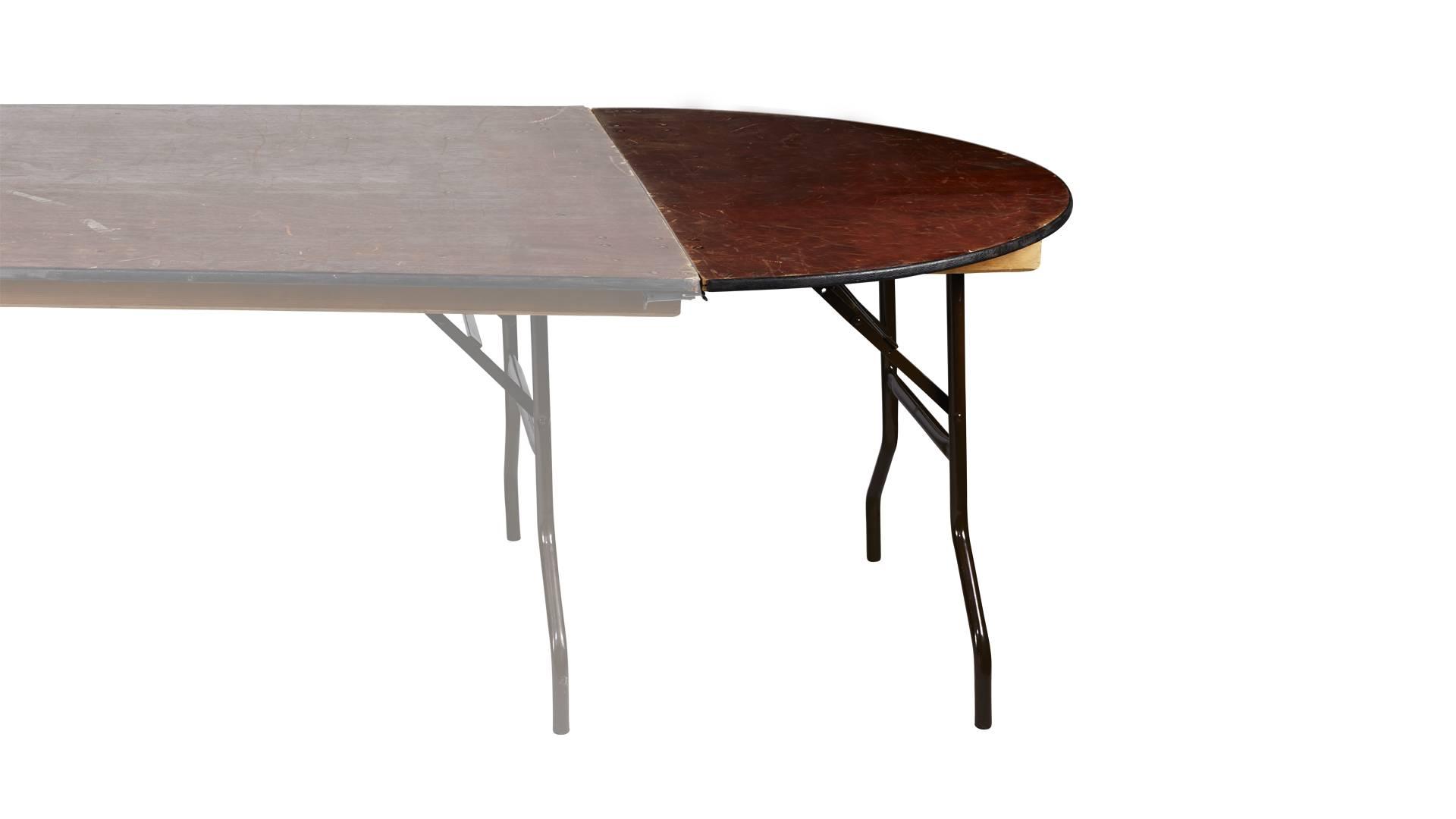 Location table ovale 14 personnes Lyon Rhône-Alpes